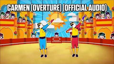 Carmen (Overture) (Official Audio) - Just Dance Music
