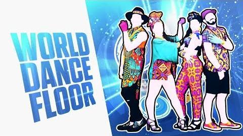 Just Dance 2018- World Dance Floor - gameplay online