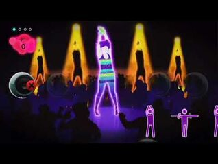Just Dance 2 - Extra Songs - Moving On Up