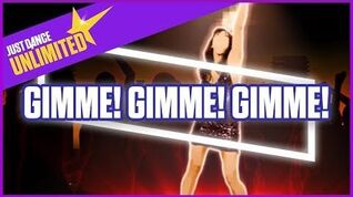 Just Dance Unlimited Gimme! Gimme! Gimme! by ABBA - Official Gameplay US