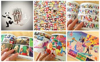 Justdance artbook pages.jpg