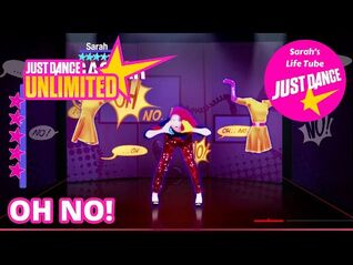 Oh No!, Marina and The Diamonds - MEGASTAR, 2-2 GOLD - Just Dance 4 Unlimited -PS5-