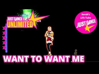 Want To Want Me, Jason Derulo - MEGASTAR, 2-2 GOLD - Just Dance 2016 Unlimited -PS5-