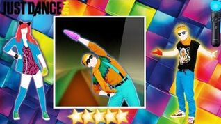 Танец Just Dance® 2014 - Kiss You (Sweat) by One Direction (PS Move)