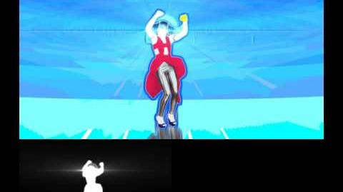 Crazy Little Thing - Just Dance 4 Extraction