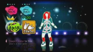 Just Dance Wii Wannabe 2 Players Simon Says Mode Wii on Wii u