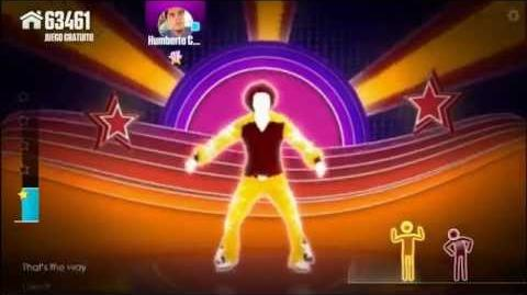 That's the way I like it - Just Dance NOW (Remastered) - 5 Stars