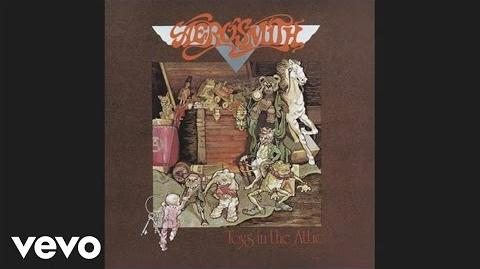 Aerosmith - Walk This Way (Audio)
