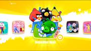 Angrybirds kids menu