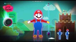 Just Mario - Just Dance Wii