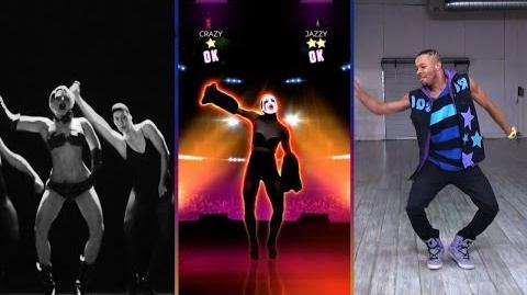 Lady Gaga's Choreographer talks about Applause on Just Dance 2014 (US)
