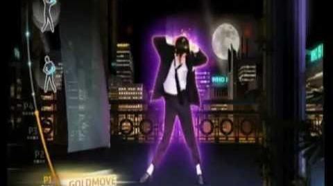 Michael Jackson The Experience Who is it