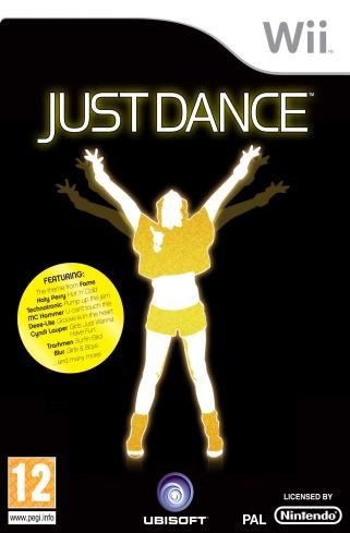 Just Dance (video game)/Beta Elements