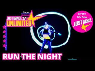 Run The Night, Gigi Rowe - MEGASTAR, 2-2 GOLD - Just Dance 2017 Unlimited -PS5-