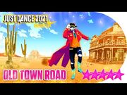 Just_Dance_2021_(Unlimited)-_Old_Town_Road_-_5_stars
