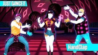HandClap Just Dance 2018