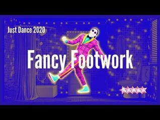 Just Dance 2020 - Fancy Footwork