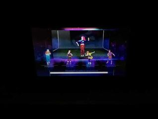 Just Dance 4 - Oh No! (Puppet Master Mode) (Wii U Gamepad View)