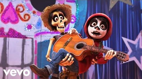 """Anthony Gonzalez, Gael García Bernal - Un Poco Loco (From """"Coco"""")"""