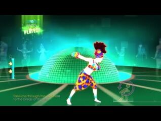 Just Dance 2014 Gimmie Gimmie Gimmie ( A man after midnight ) (Mash-Up ) ( 5 Stars )