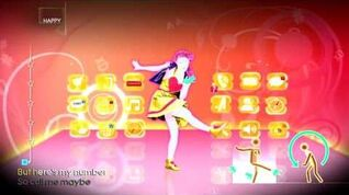 Just Dance 4 Call Me Maybe Alternate