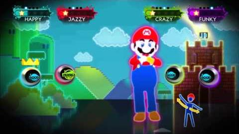 Just Mario - Just Dance 3 Gameplay Teaser (UK)