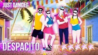 Just Dance 2018 Despacito 5 stars