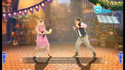 Just Dance Disney Party Something That I Want