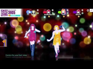 Just Dance Now -- Can't Take My Eyes Off You -- Just Dance 4
