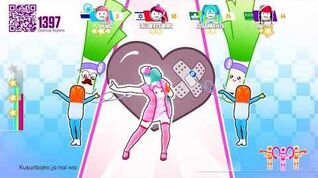 Just Dance Now - Love Ward - 5 stars - Hatsune Miku -