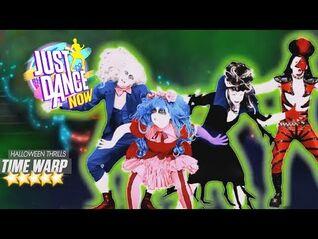 Just Dance Now - Time Warp -5 Stars-