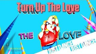 Turn Up the Love (Sumo) - Just Dance 2014