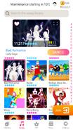 Badromance jdnow menu phone 2020
