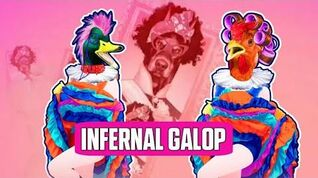 Infernal Galop ( Can Can ) Just Dance 2020