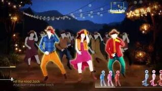 Just Dance 2016 - Hit The Road Jack(Line Dance version)