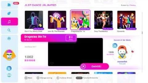 Just Dance 2019 Unlimited (Ps4) Dragostea Din Tei by O-Zone ( MegaStar )