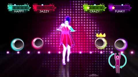 Just Dance Best Of - Only Girl (In The World) Wii Footage