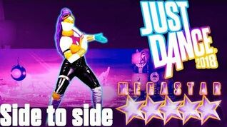 Side to Side - Just Dance 2018