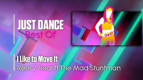 I Like To Move It - Just Dance Best Of