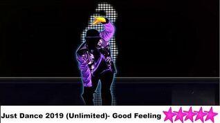 Just Dance 2019 (Unlimited) - Good Feeling