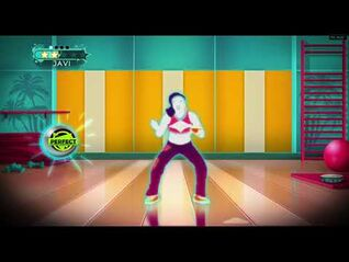Just Dance 3 DLC Merengue