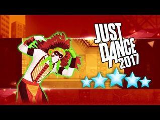 5☆ stars - Apache (Jump On It) - Just Dance 2017 - Kinect