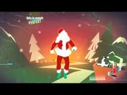 Just Dance 2017 (Crazy Christmas - Santa Clones)