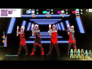 Just Dance Now - -thatPOWER by will.i.am ft