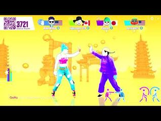 Just Dance Now The Way I Are -Dance With Somebody- - 4 Stars