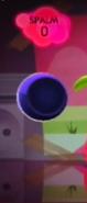 Barbiegirl jd2 purple score bubble