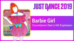 Just Dance 2019 (Unlimited) Barbie Girl
