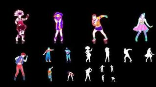 So What (Puppet Master Mode) - Just Dance 4 (Extraction)