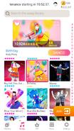 Birthday jdnow menu phone 2020