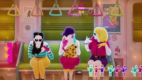 Chantaje (Subway Version) - Just Dance 2019
